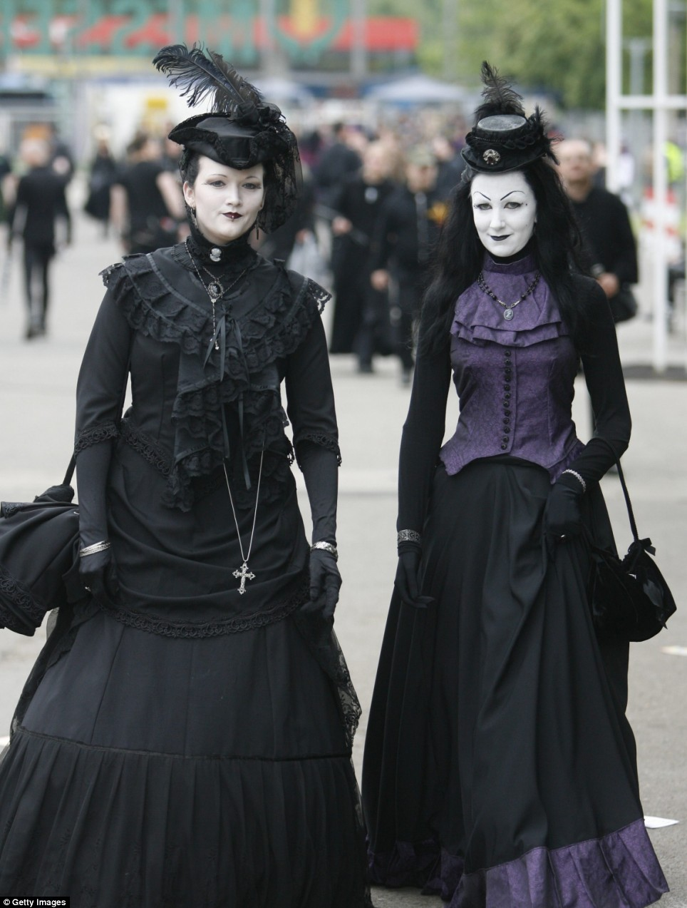 The Fashion Vampyre: Industrial Goth…A Social ... Gothic Vampire